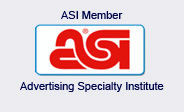 Member of the Advertising Specialty Institute-ASI